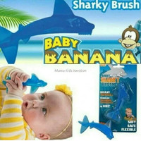 Shark Teether Baby Banana