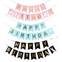 Banner Happy Birthday / Banner Ulang Tahun Aneka Warna dan Karakter