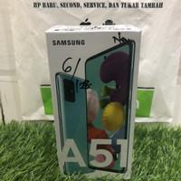 Samsung A51 6/128 garansi resmi sein