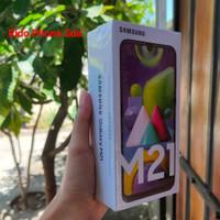Samsung Galaxy M21 ram 4 rom 64 garansi resmi