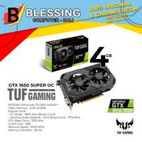 VGA ASUS TUF GTX 1650 Super O4G-GAMING / VGA GTX 1650 Super / VGA 1650