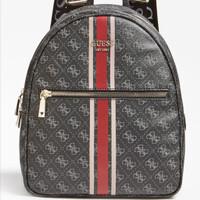 Tas Guess Vikky Backpack Bag - Black
