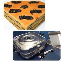Bima Electric Baking Pan Listrik Persegi 700 Watt AL071700 Loyang Kue
