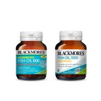 Blackmores fish oil 1000 30 kapsul