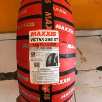 ban maxxis 140/70 14 tubeless