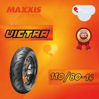 BAN LUAR MAXXIS 110/80-14 VICTRA S98ST TUBELESS