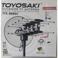 Antena TV liar Remot control/ Antenna outdoor TOYOSAKI TYS 888C