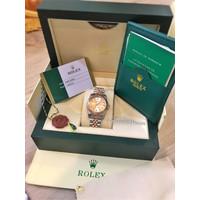 Jam Tangan Rolex Oyster Perpetual Datejust Wanita super 1:1