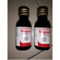 Vermixon 60 ml - Obat Cacing Untuk Unggas Ayam