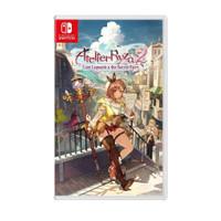 Nintendo Switch Atelier Ryza 2 Lost Legends & the Secret Fairy