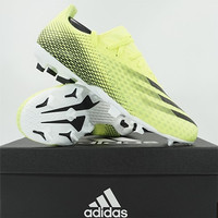 Sepatu Bola Adidas X Ghosted 3 FG Solar Yellow FW6948 Original BNIB