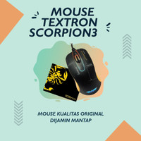 MOUSE TEXTRON SCORPION3 - MOUSE GAMING ARMAGEDDON - MOUSE PC