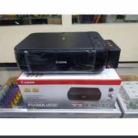 pinte canon mp 287 infus scan copy tabung Box hitam