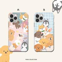 Hardcase Fullprint Case Casing HP Handphone Motif Anjing Dog Lucu