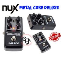 nux metal core deluxe efek gitar metal