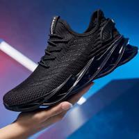 Sepatu Import Pria Sneakers Wave & Bonus Kaos Kaki + Box Sepatu