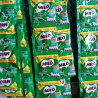 Susu MILO ACTIVE GO / Milo Active Go Sachet [ 11 x 22gr ] renceng