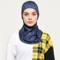 Nike Pro Hijab 2.0 Artikel N.000.3534.450 Original