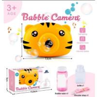 mainan anak camera bubble gelembung /bubble gelembung /kamera bubble - KUNING MACAN