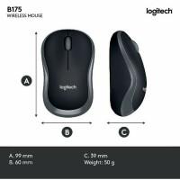 Logitech B175 Mouse Wireless Original