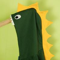 Pop Kidswear Dino Jacket - jaket dinosaurus anak