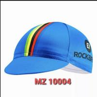 Topi Sepeda Rockbros Cycling Cap Quick Dry Bike To Work sepeda lipat - MZ 10004