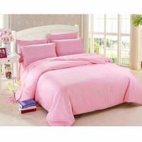 Sprei Set Bed Cover Katun Premium Ukuran 160x200 T40 cm