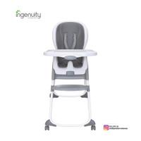 Ingenuity SmartClean Trio 3-in-1 High Chair - Slate