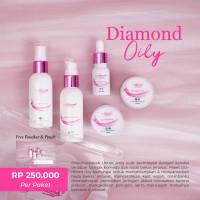 Paket Marwah Diamond Oily BPOM & Halal