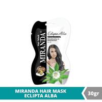 Miranda Hair Mask Sachet Eclipta Alba - 30gr
