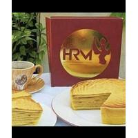 Jastip Kue Lapis Legit Harum Cake Bali Oleh(Bulat Diameter-18)Origina