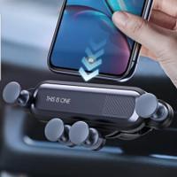 Car Holder Phone Holder Stand In Car Air Vent Holder Hp Di Ac Mobil