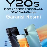 Vivo Y20s 8/128 Garansi Resmi Indonesia RAM 8GB 128GB