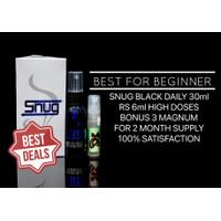 Paket RS dan Snug Black Pheromone Daily Use Pengganti Parfum