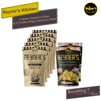 Bundling 7!! Reyner's Kitchen 5pcs Truffle + 2pcs Party Cassava Chips