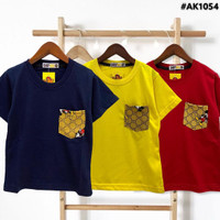 Kaos Anak Cowok Pakaian Anak Laki-Laki Baju Murah Gucci