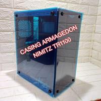 PC / COM RAKITAN RYZEN 5-3400G|M/B MSI B450M|RAM8GB|NIMITZ TR100|RX550