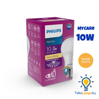 Lampu Philips Led MyCare 10 Watt Kuning Led Bulb 10W