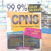 99,9% Lulus Seleksi CPNS (Calon Pegawai Negeri Sipil). Asul Wiyanto