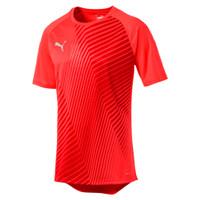 Puma Men Ftblnxt Graphic Shirt Core Red Blast-65616404