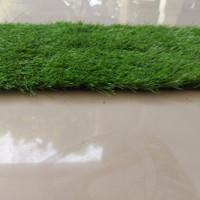 rumput sintetis aquascape ukuran 60x30 cm