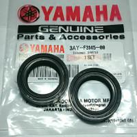 Seal Sock Shock Depan Yamaha Mio / Jupiter / MX / Vega ZR / F1ZR.