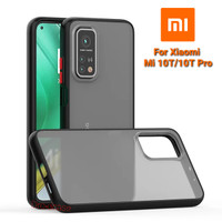 Case Xiaomi Mi 10T / Mi10T Pro Hybrid Matte TPU Shockproof