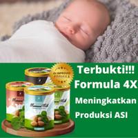 Limited !!! Mommond Milk Susu Pelancar ASI Booster Premium Vanila