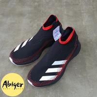 Sepatu Adidas Predator 20.1 Trainer Shoes Black-White-Red