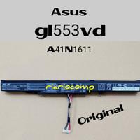 Baterai Original Asus ROG GL553 GL553VD GL553VW GL553VE A41N1611