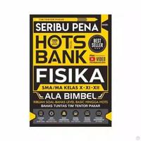BUKU SOAL SMA SERIBU PENA HOTS BANK | FISIKA