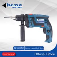 Mesin Bor Tembok Beton 13mm 550Watt / Impact Drill by BENZ WERKZ