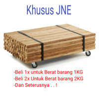 Packing kayu / Shipping Box Khusus JNE