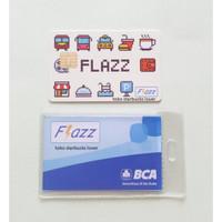 Kartu Flazz BCA Gen 1 Saldo 0 Tidak Dapat NFC